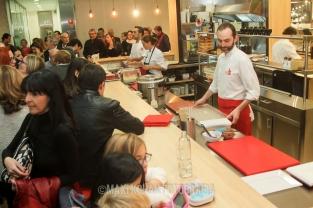fotos Maxi Kohan. Inauguración restaurante japonés Momiji (9)